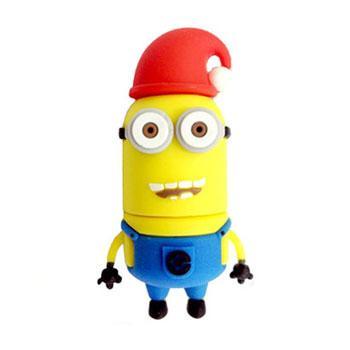 флешка Миньоны, Дейв в красной шапке