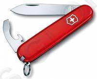 Нож Bantam Армейский  красного цвета
