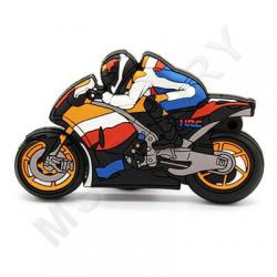 """флешка MemoryKing """"Мотоцикл формула 1"""""""