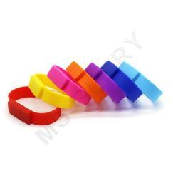 флешка MemoryKing  Браслет на руку (разные цвета)